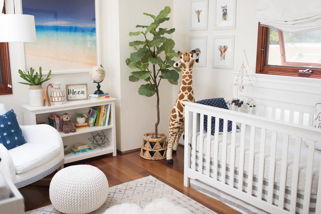 Alex Murrell, Nursery