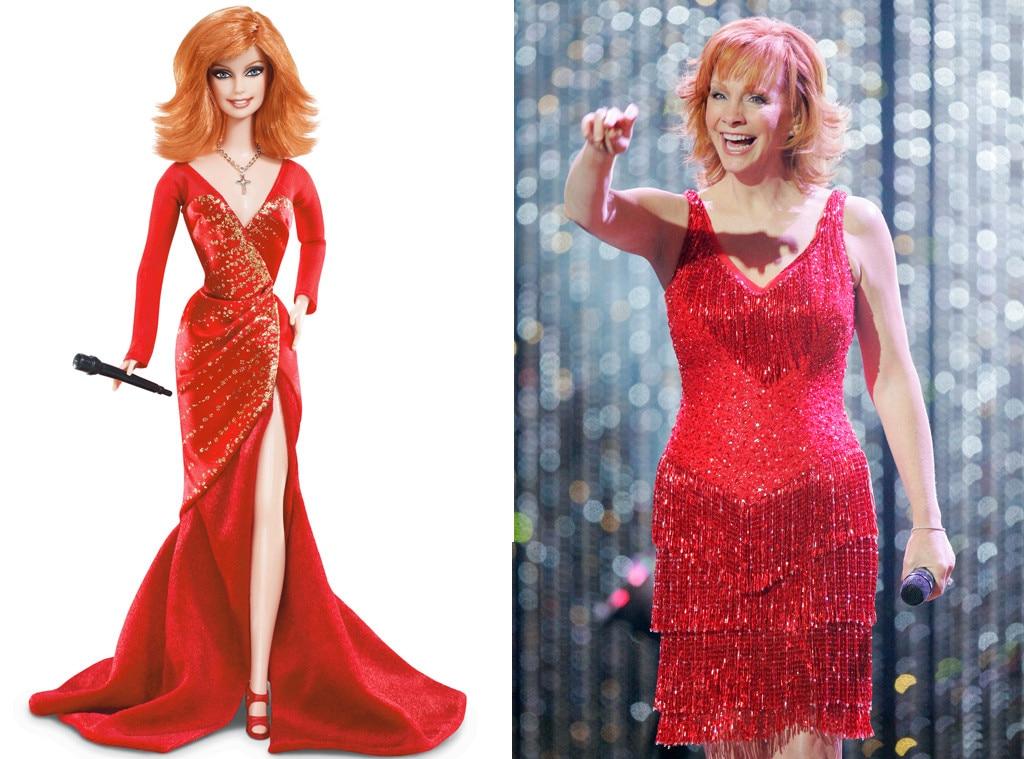 Reba McEntire, Barbie