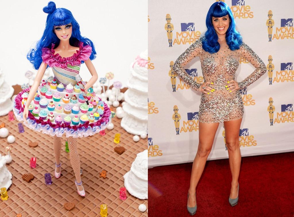 Katy Perry, Barbie