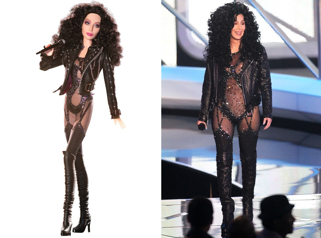 Cher, Barbie