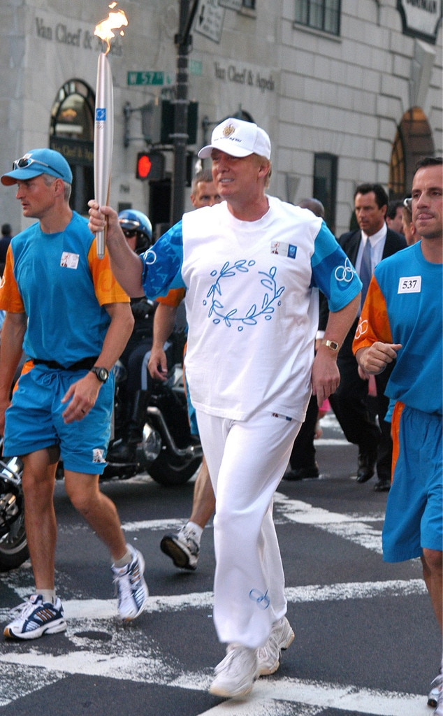 Donald Trump, Larry King