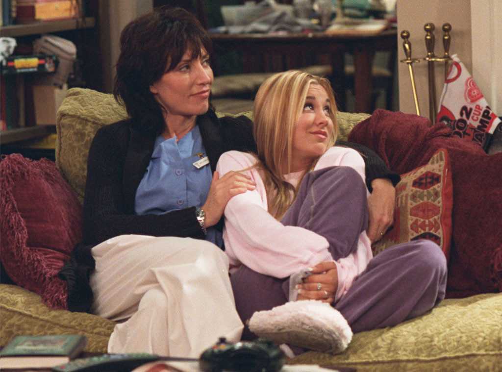 Katey Sagal, Kaley Cuoco, 8 Simple Rules