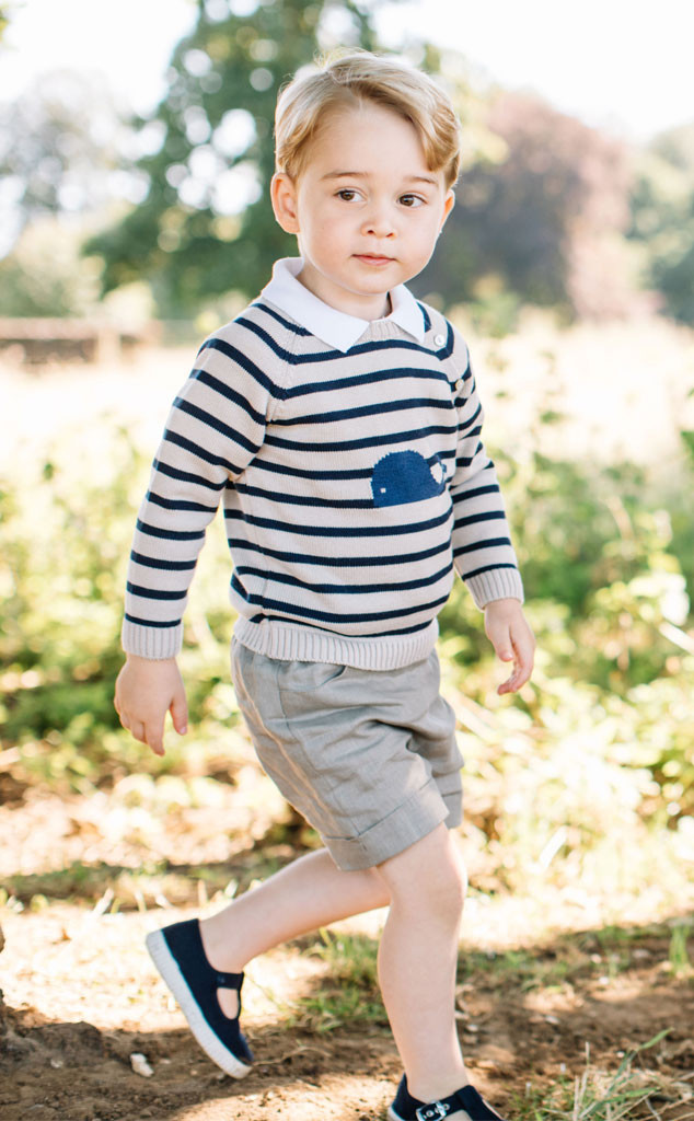 Prince George, 3rd Birthday