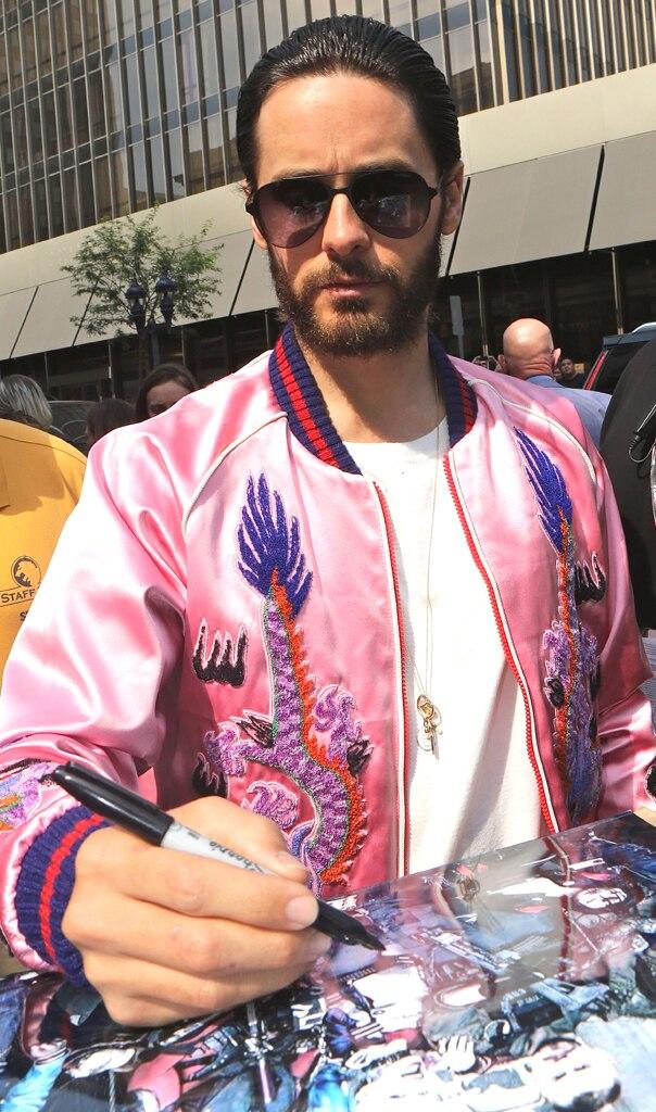 Jared Leto, 2016 Comic-Con