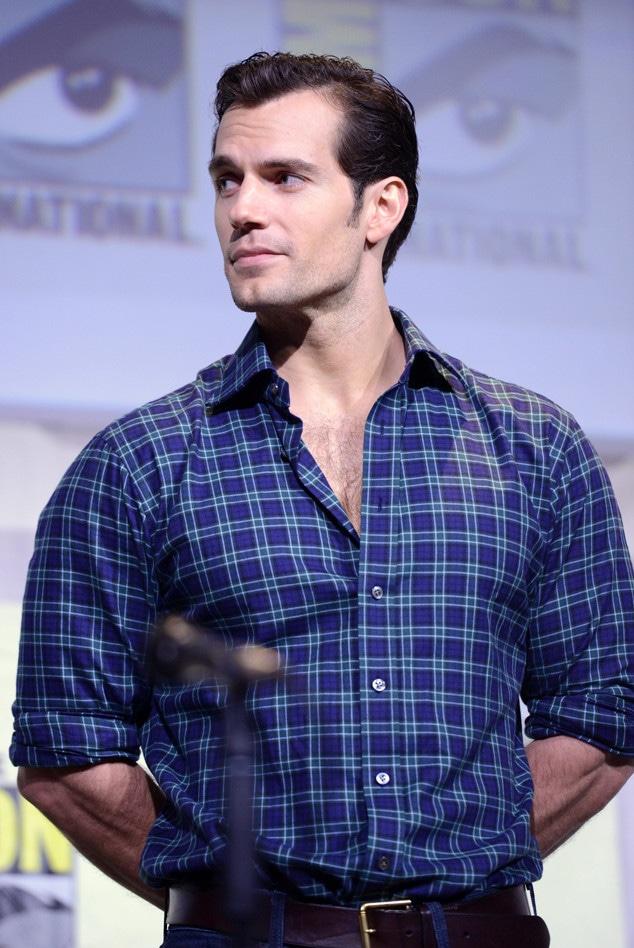 Henry Cavill, Comic-Con 2016