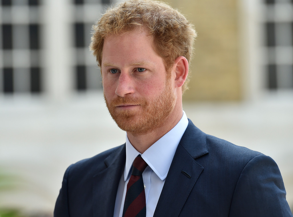 The Reinvention Of Prince Harry How Those Naked Vegas