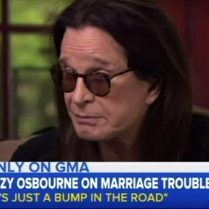 Ozzy Osbourne, GMA