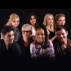 Scream Queens Cast, Comic-Con
