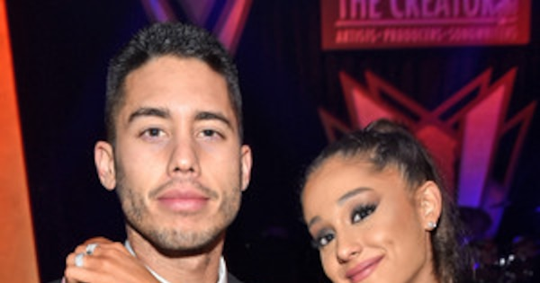 ricky alvarez and ariana grande dancing