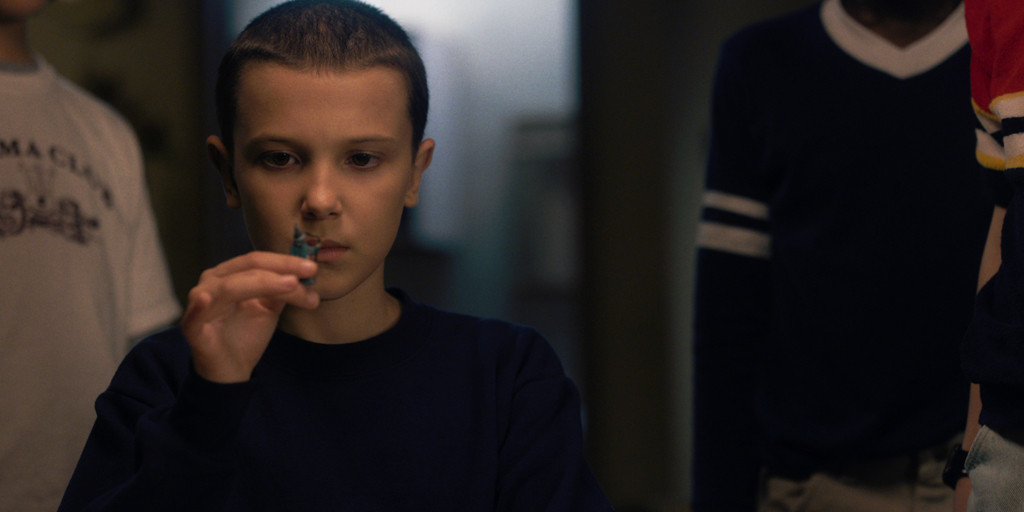 Millie Bobby Brown, Stranger Things