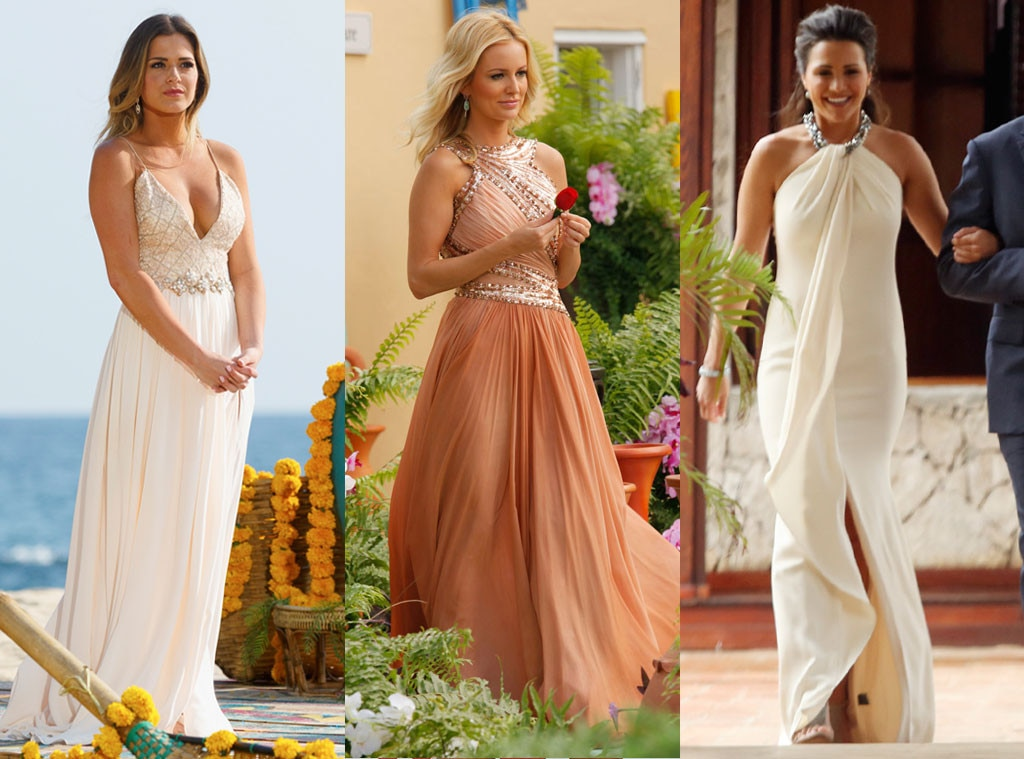 The Best Finale Dresses Ever From We Ranked Bachelor And