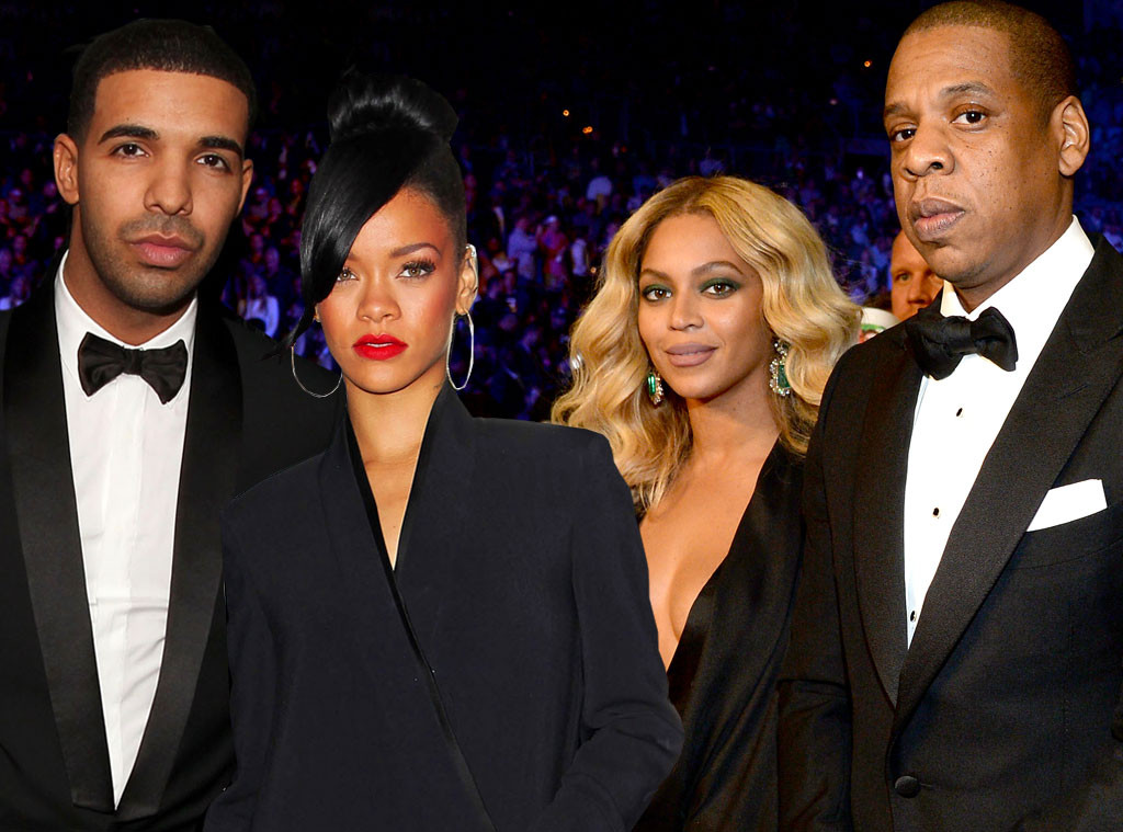 8 Reasons Why Rihanna Drake Could Be The Next Beyonce Jay Z E Online Ca