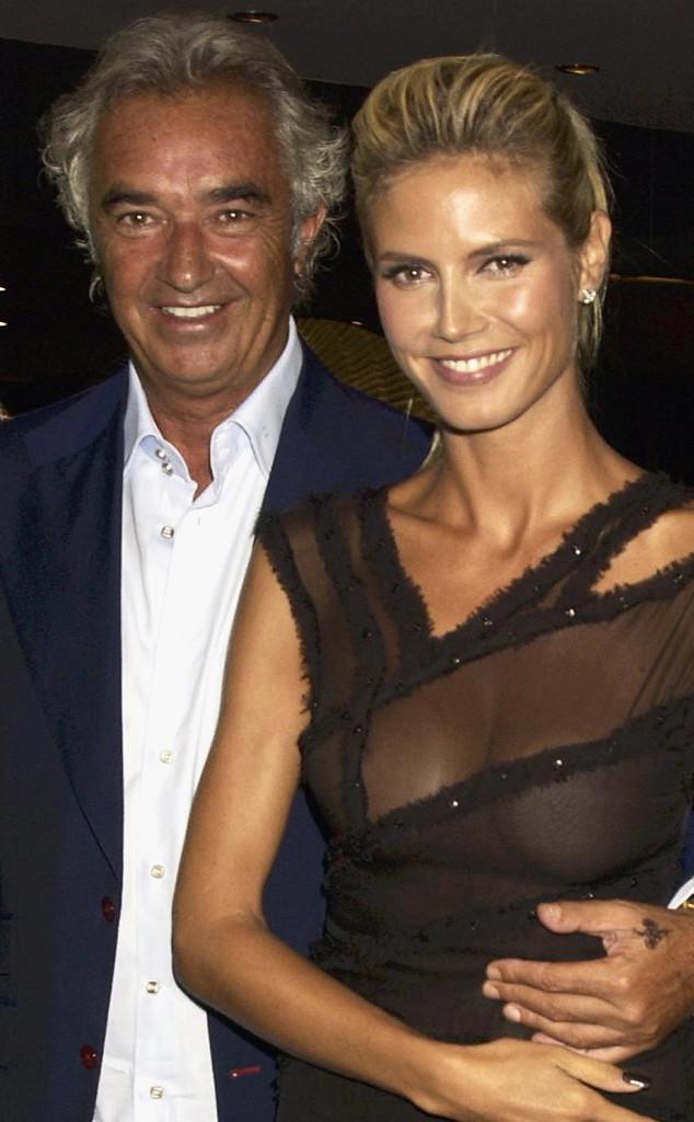 Heidi Klum, Flavio Briatore