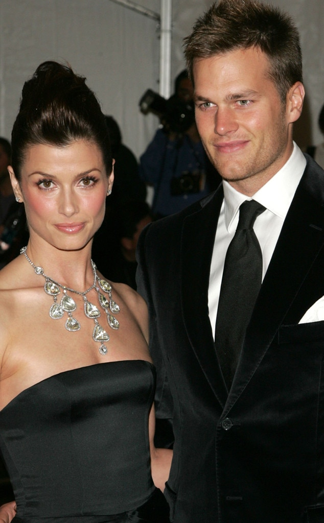 Who is tom brady dating in 2005