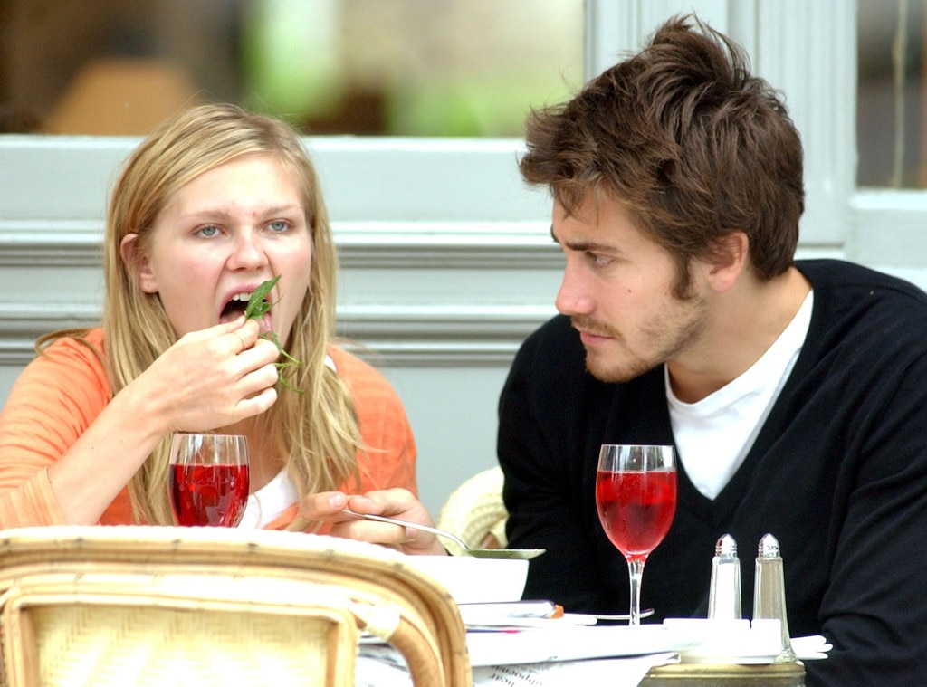 Jake gyllenhaal dating kirsten dunst