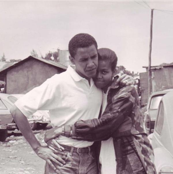 Barack Obama, Michelle Obama, TBT
