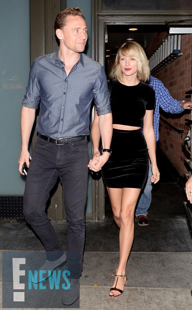 Taylor Swift, Tom Hiddleston, Exclusive