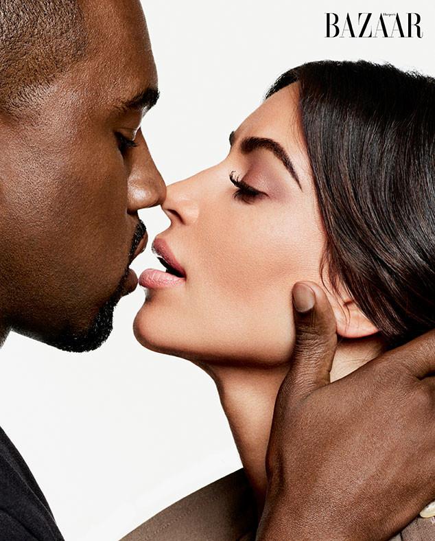 They say that Kanye West was unfaithful to Kim Kardashian