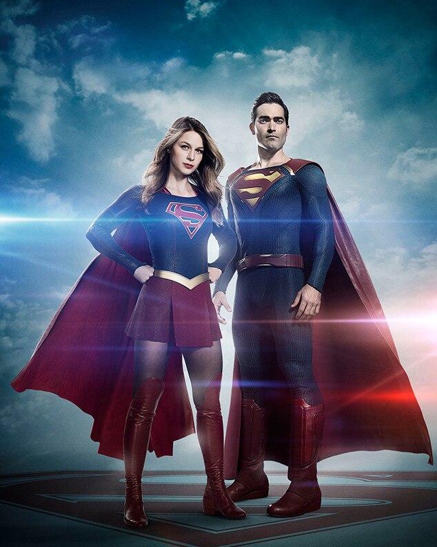 Supergirl, Superman, Tyler Hoechlin