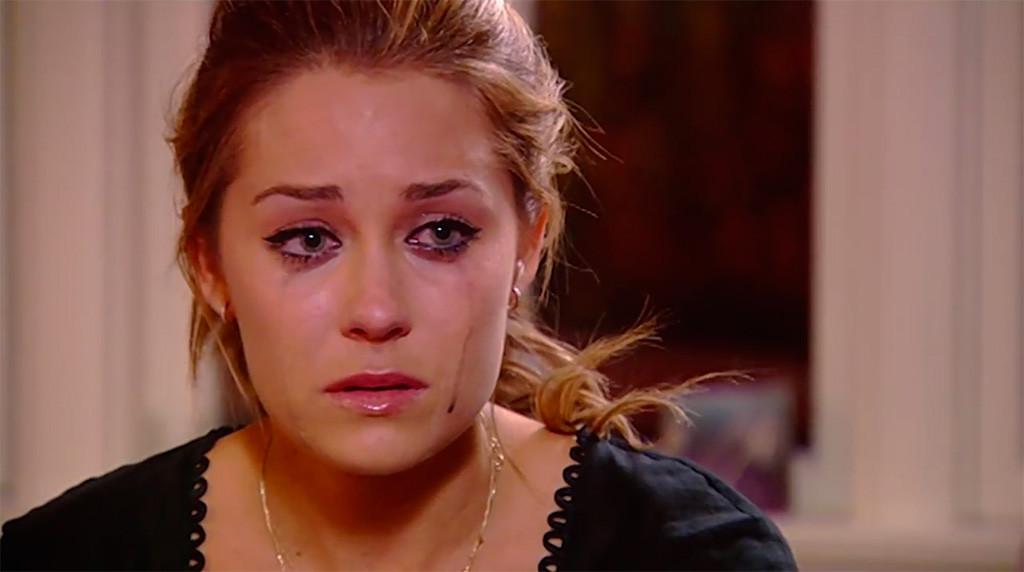 Lauren Conrad S Single Black Tear The Real Culprit Revealed E News