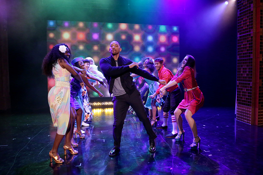 Will Smith, The Tonight Show