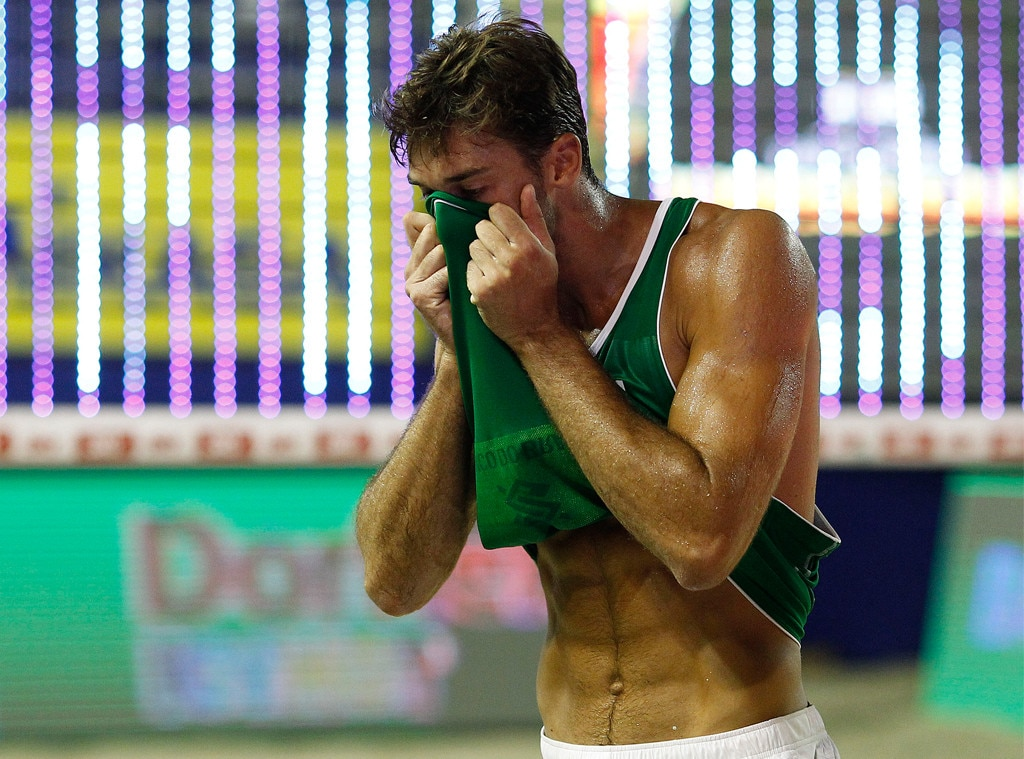 Alex Ranghieri, Olympic Hot Bods