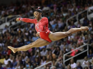 Simone Biles, Olympic Hot Bods
