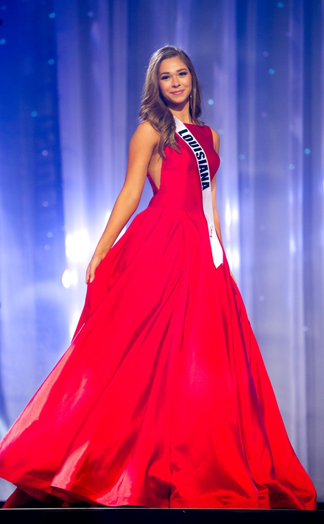 Ellie Picone, Miss Louisiana, Miss Teen USA 2016