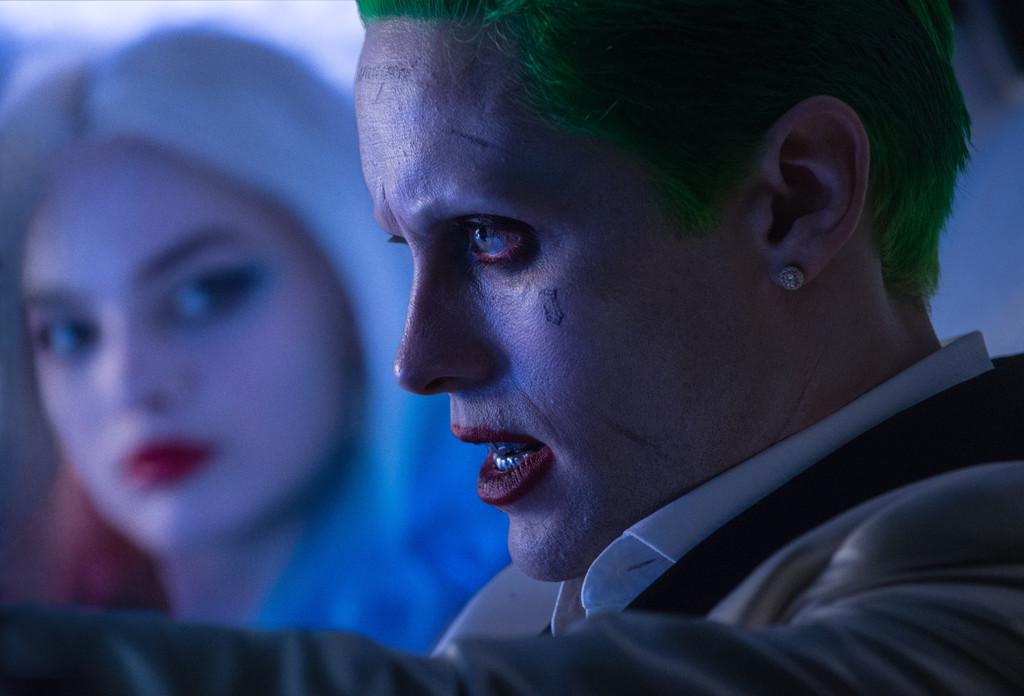 Jared Leto, Margot Robbie, Suicide Squad