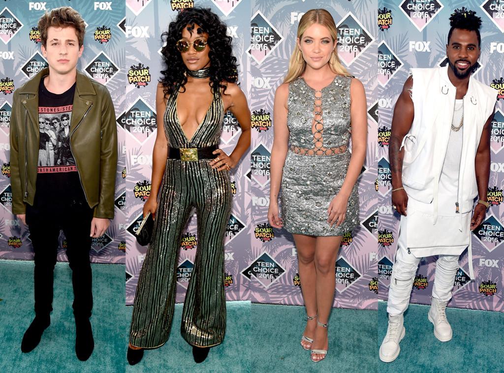 Worst Dressed, Teen Choice Awards 2016