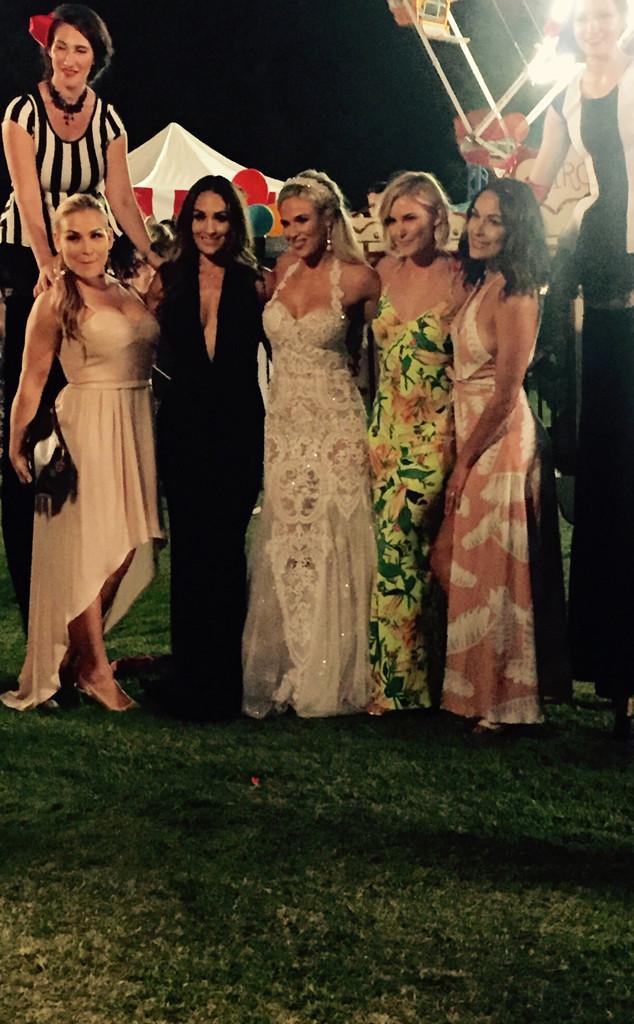 Total Divas, Lana Wedding