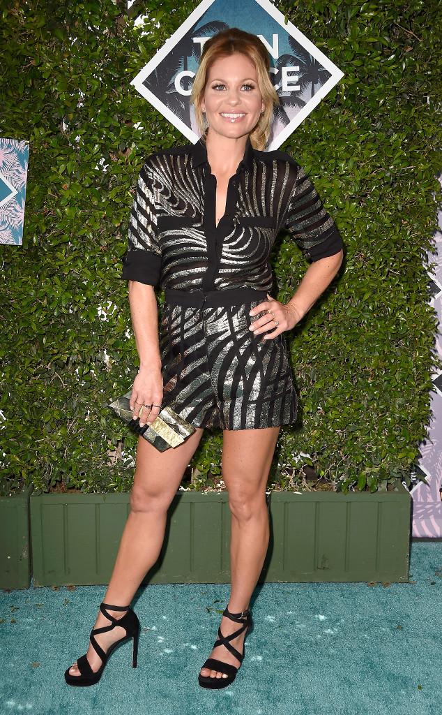 Candace Cameron-Bure, 2016 Teen Choice Awards