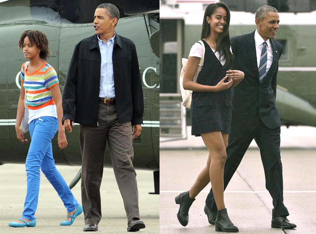 Malia Obama Celebrates 18th Birthday: See Her Best Looks ...