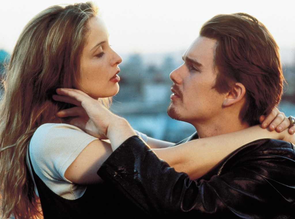 Céline and Jesse, Before Sunrise from The 59 Best Movie