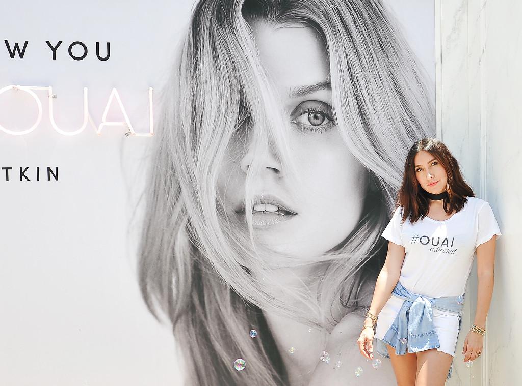 ESC: Jen Atkin, OUAI, Khloe Kardashian