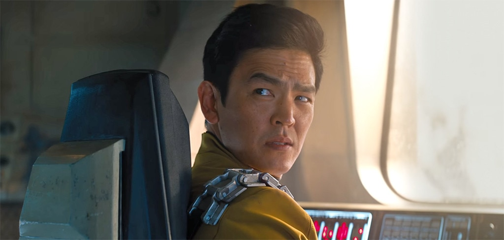 John Cho, Sulu, Star Trek Beyond