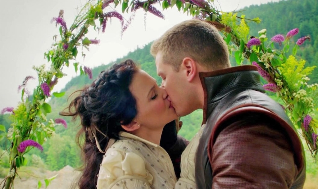 Ginnifer Goodwin, Josh Dallas, Once Upon a Time