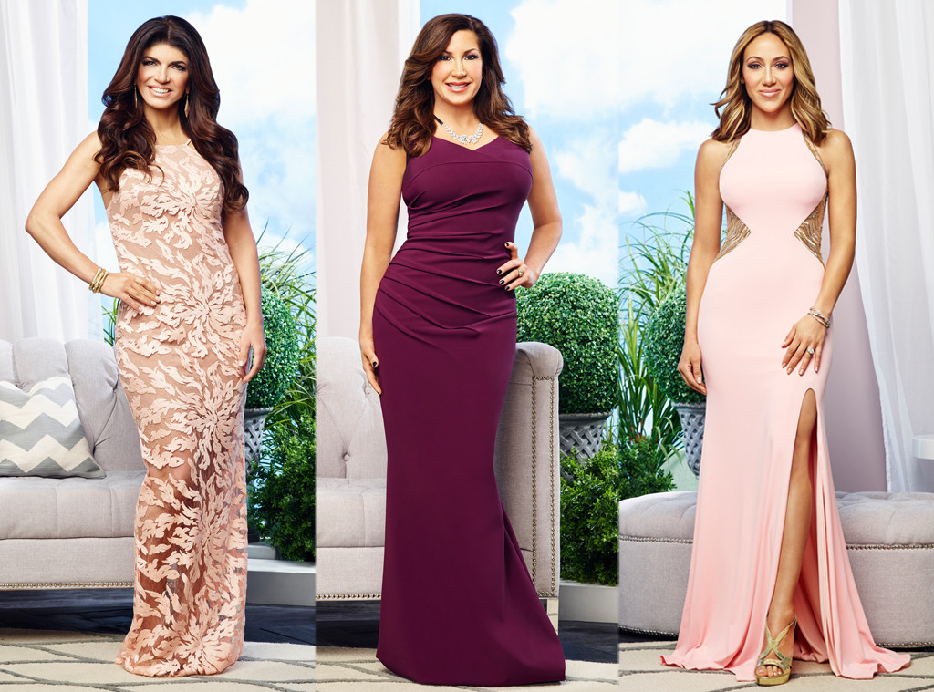 THE REAL HOUSEWIVES OF NEW JERSEY, Teresa Giudice, Jacqueline Laurita, Melissa Gorga