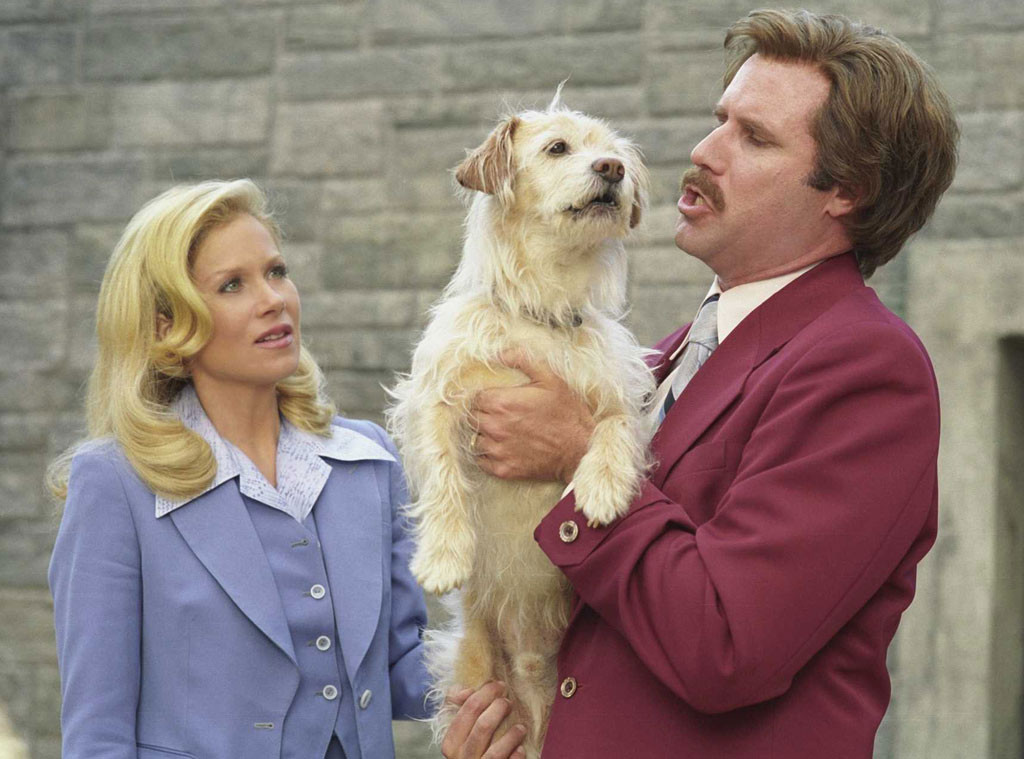 Funny Gals, Funniest Moments, Christina Applegate, Will Ferrell, Anchorman
