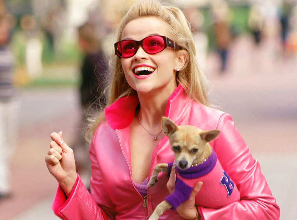 Funny Gals, Funniest Moments, Reese Witherspoon, Legally Blonde 2