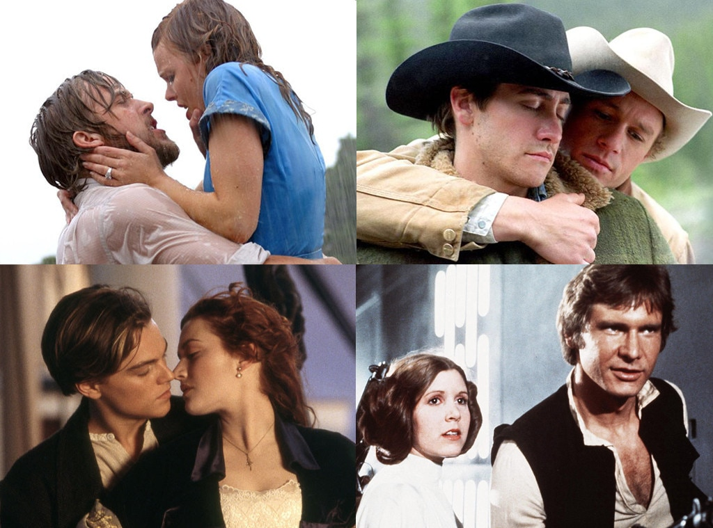 Most romantic couples in history