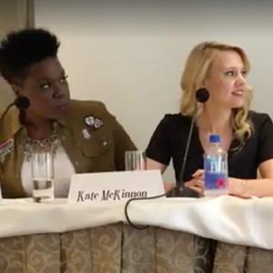 Ghostbusters Cast, E! Livestream