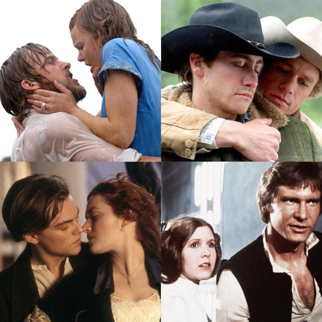 Photos from The 59 Best Movie Couples of All Time - E! Online