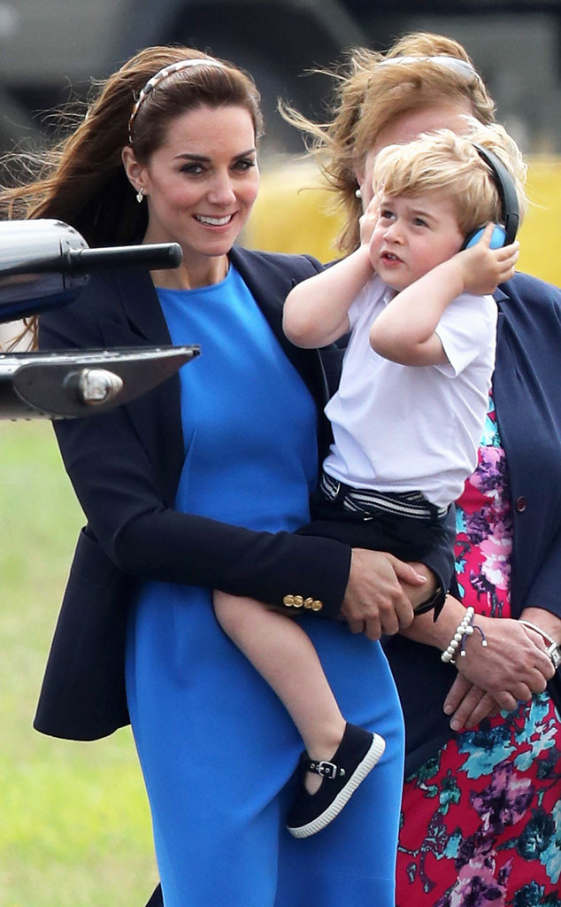 Prince George, Catherine, Duchess of Cambridge, Kate Middleton, Prince William