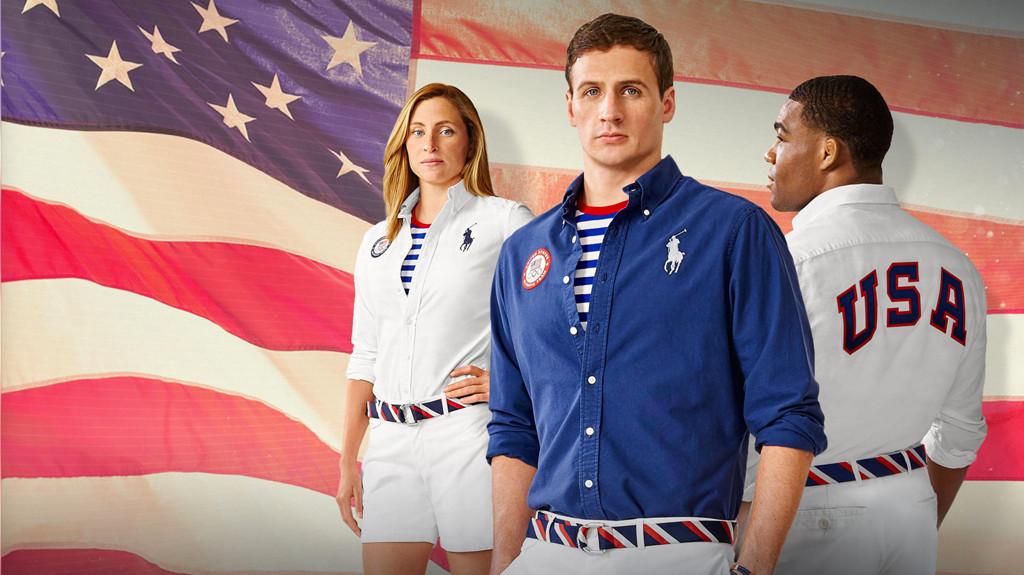 ESC: Olympic Team Kits, USA