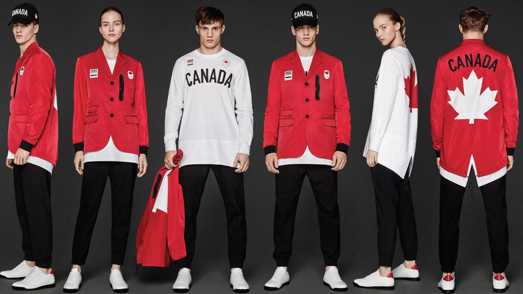 ESC: Olympic Team Kits, Canada