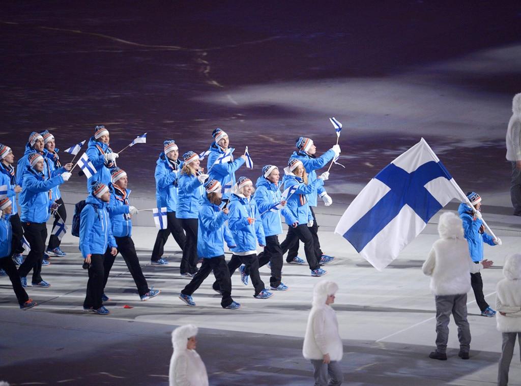 sochi Olympic Opening Ceremony
