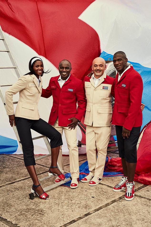 ESC: Olympic Team Kits, Cuba