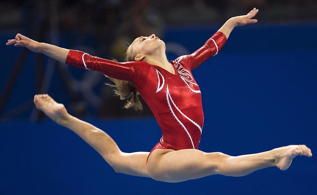 Alicia Sacramone, Olympians watching Olympics