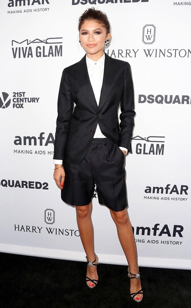 ESC: Zendaya, Long Shorts